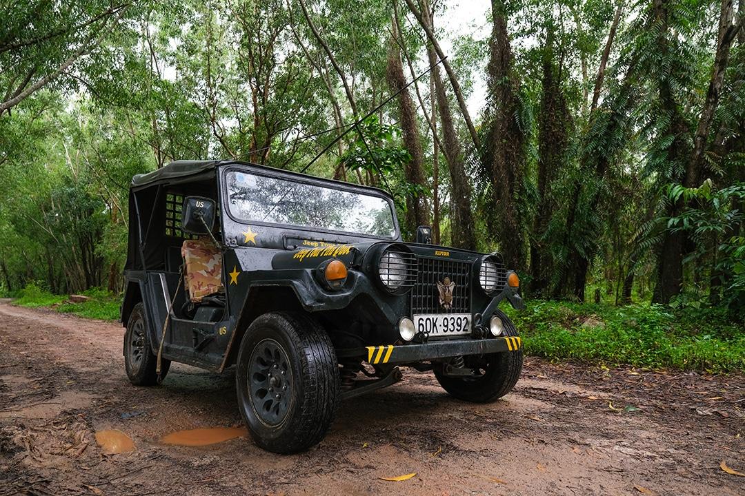 Phu Quoc Jeeps Tour